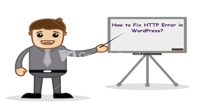 What is WordPress HTTP Error and How to Fix it?