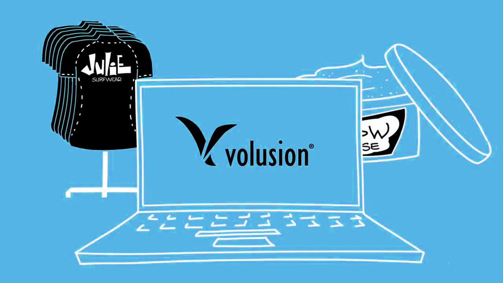 Volusion as a drop-shipping ecommerce platform