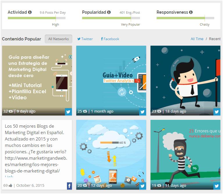 engagement klear online digital marketing tools