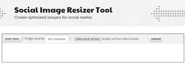 social image resizer online digital marketing tools