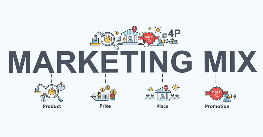 The 4 Ps of marketing are a simple formula to identify and work on the essential elements of your marketing strategy