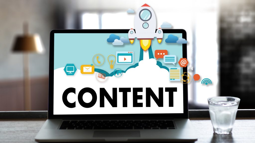 content marketing and conversion rate,Use content to help sales