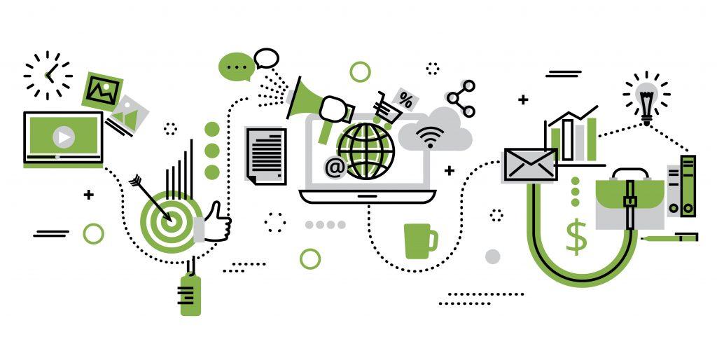 marketing strategies green image
