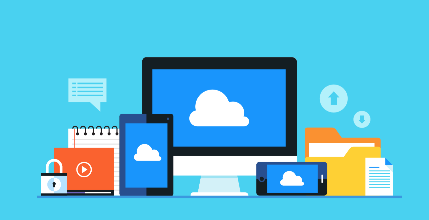 15 Best Free Cloud Storage Systems To Save Your Projects