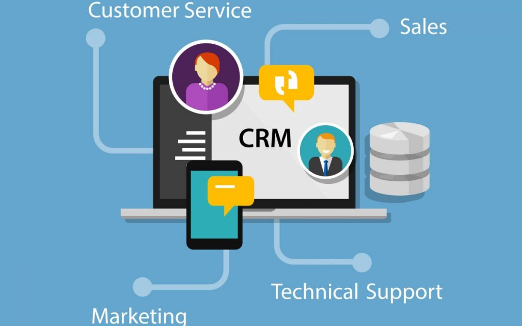 What Is A CRM System Example?
