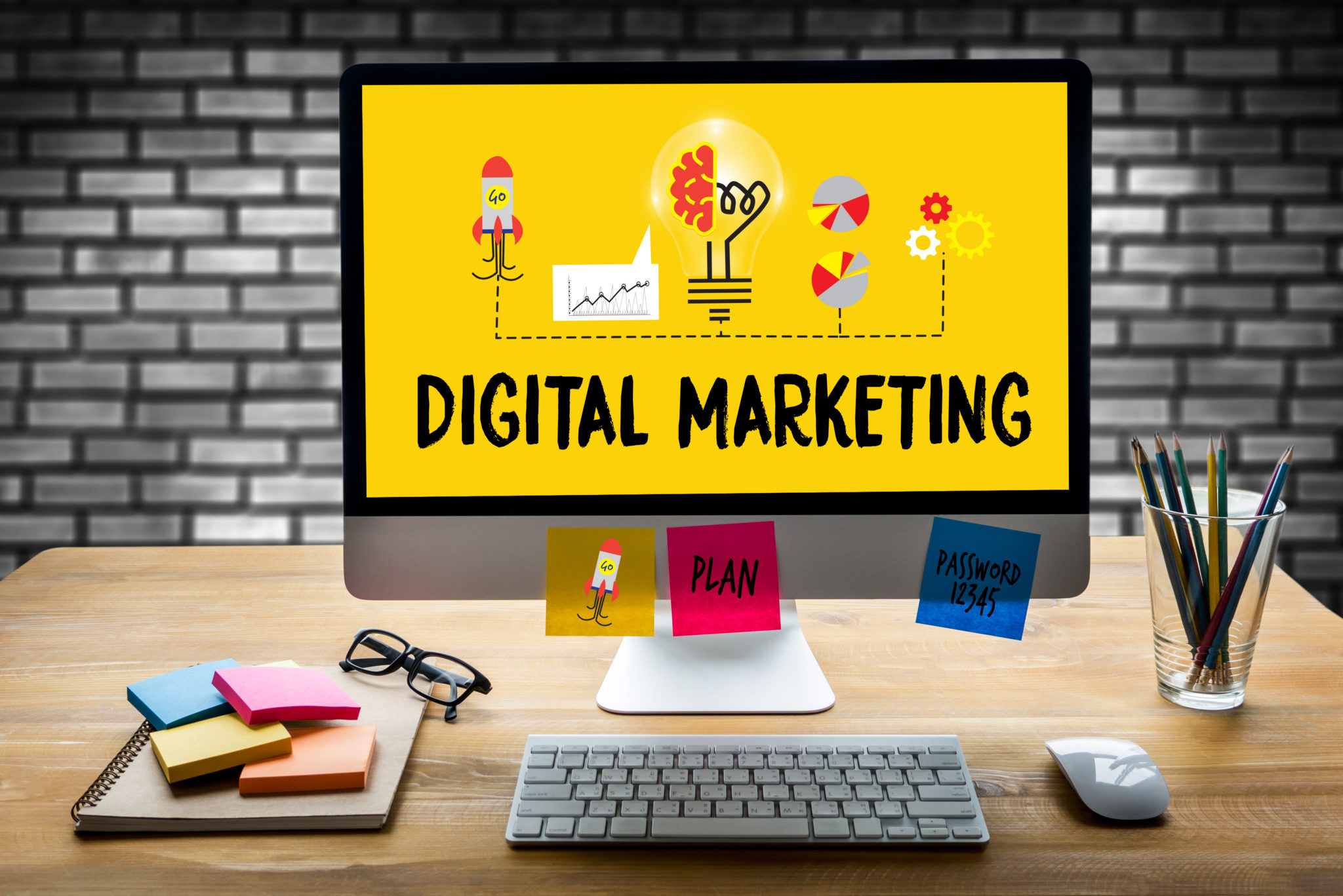 What is a Digital Marketing Plan and How To Design It For Your Company or Online Project?