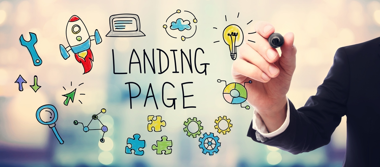 What Is A Landing Page And How Does It Work? + Examples, Features And Functions