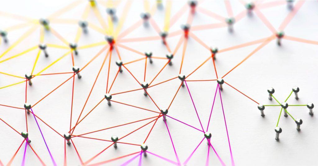 linking atities networking