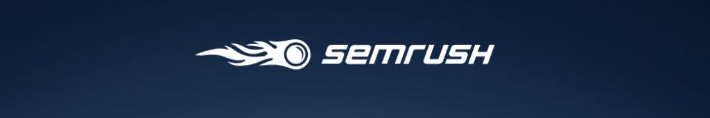 SEMrush - Try this SEO tool