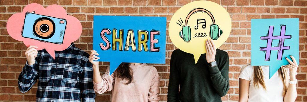 social media photo, share, music, sharp