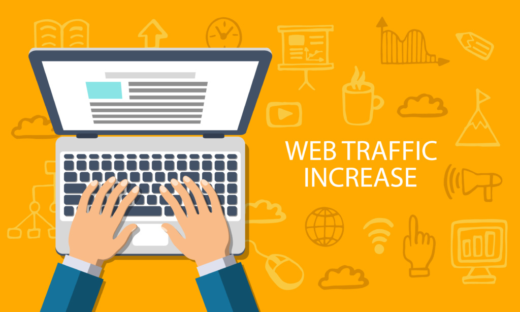 """How To Increase Web Traffic Or Visits To My Website & Blog? """"3 Real Cases"""""""