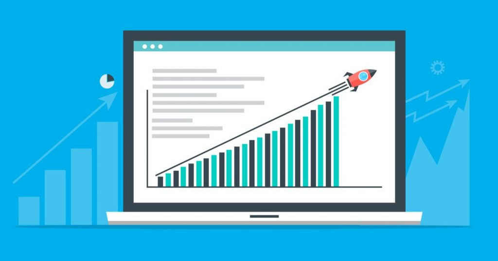 Web traffic, internet, visitors, increase traffic concept