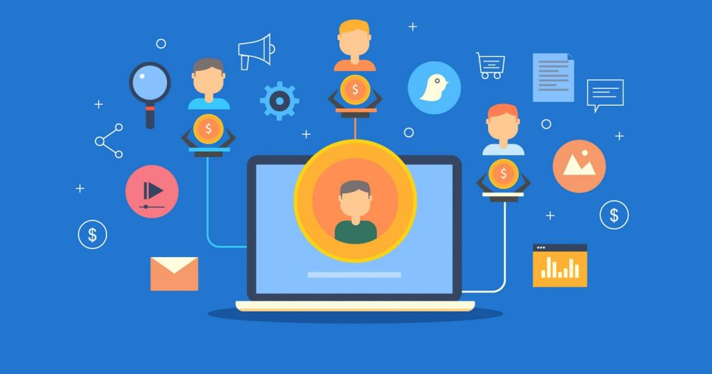 Affiliate partner, partnership program, Affiliate business, Network marketing