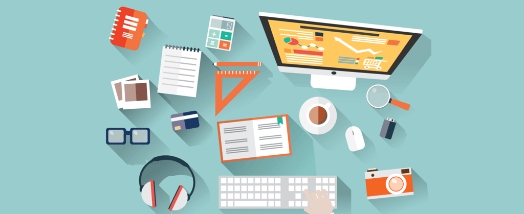 What are the risks and benefits of working from home for a marketer?