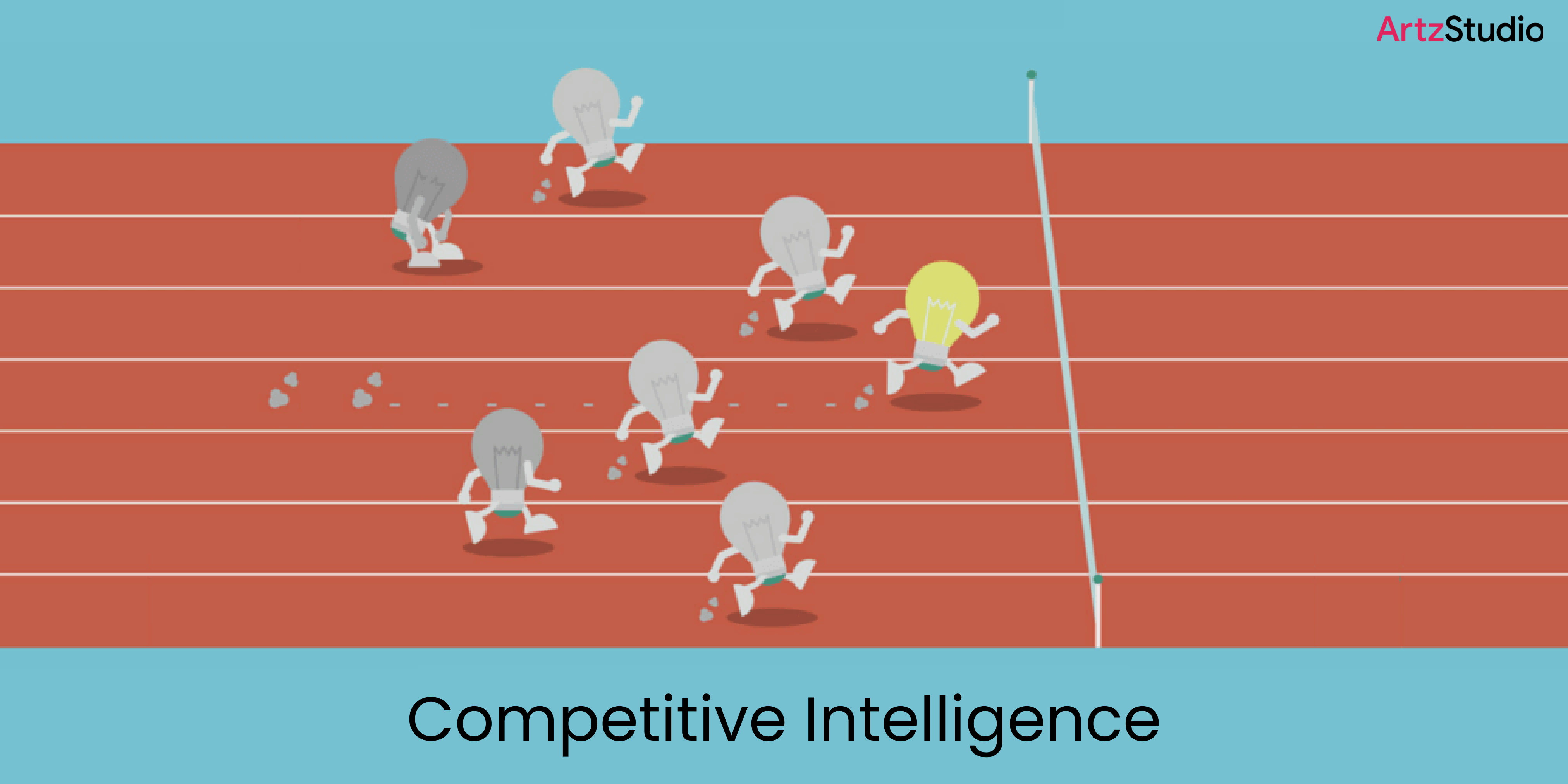 What Is Competitive Intelligence How To Do An Analysis Of The Competition Online?