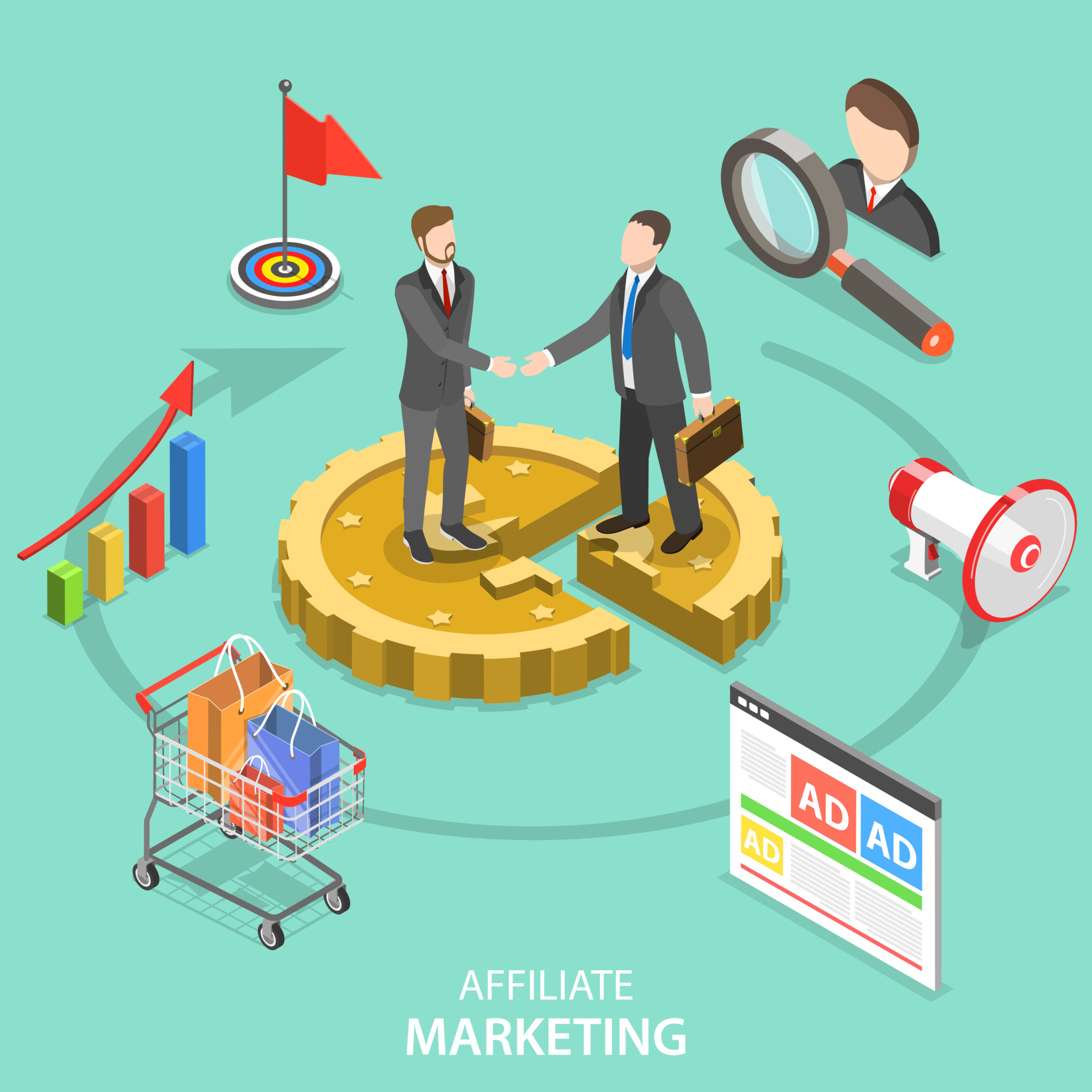 How Does Affiliate Marketing Work And Affiliate Programs Work?
