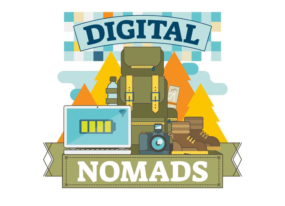 How To Become A Digital Nomad And Work Traveling The World!