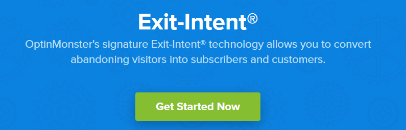 optinmonster exit intent trigger